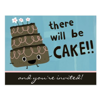 there_will_be_cake_funny_party_invitation_postcard-r2fee66646a1a436cb9c139a44cbf920c_vgbaq_8byvr_325