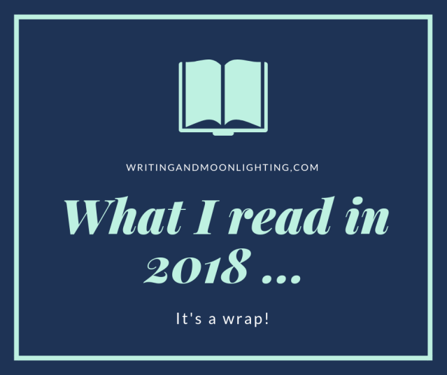 what i read in 2018 ...