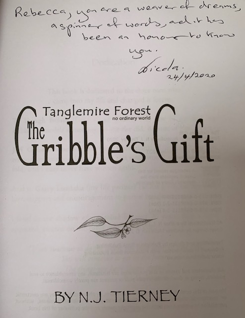 gribble signed