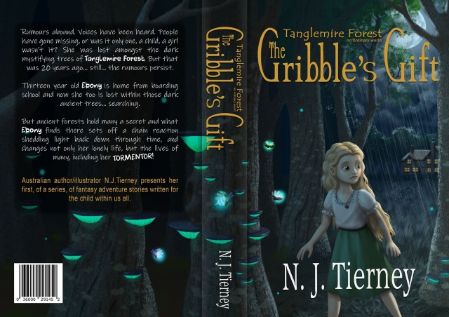 The Gribble's Gift cover image